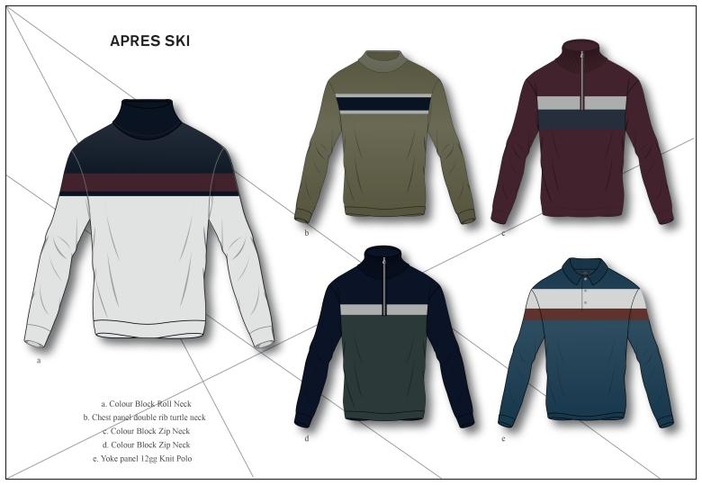 Apres Ski Board 3