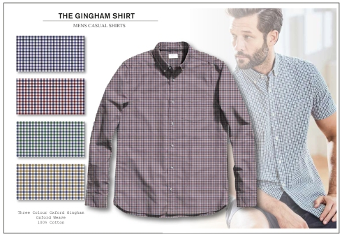 Gingham page