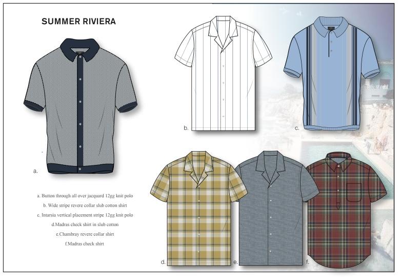 Summer Riviera Board 3