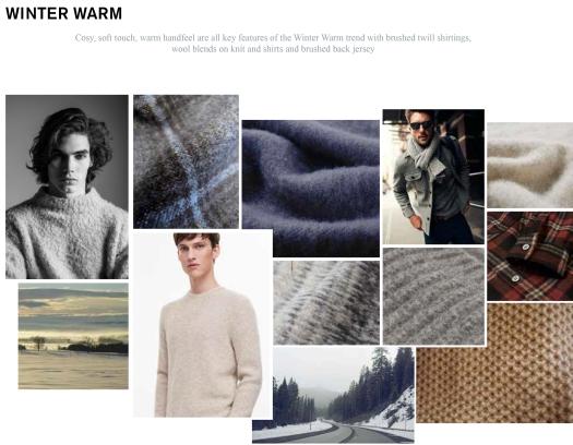 Winter Warm Board 2