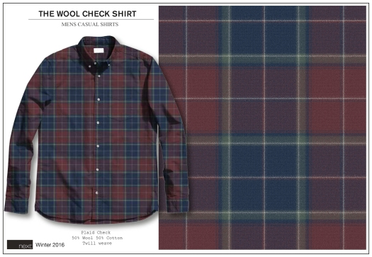 Wool Check page