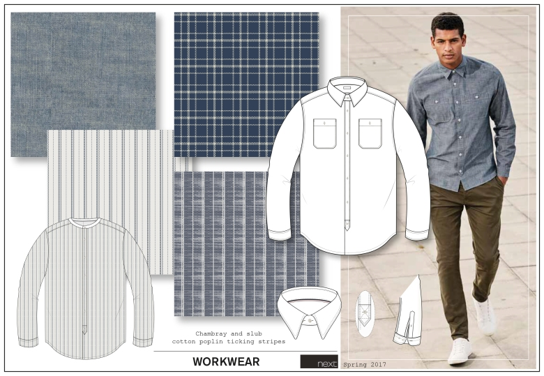 Workwear page